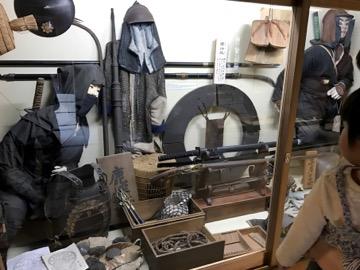 忍者の衣服や道具 甲賀流忍術屋敷