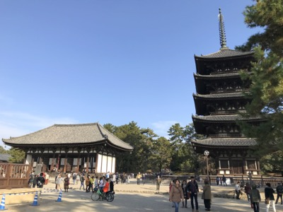 西国三十三所 興福寺