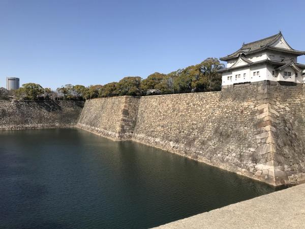 大阪城 千貫櫓