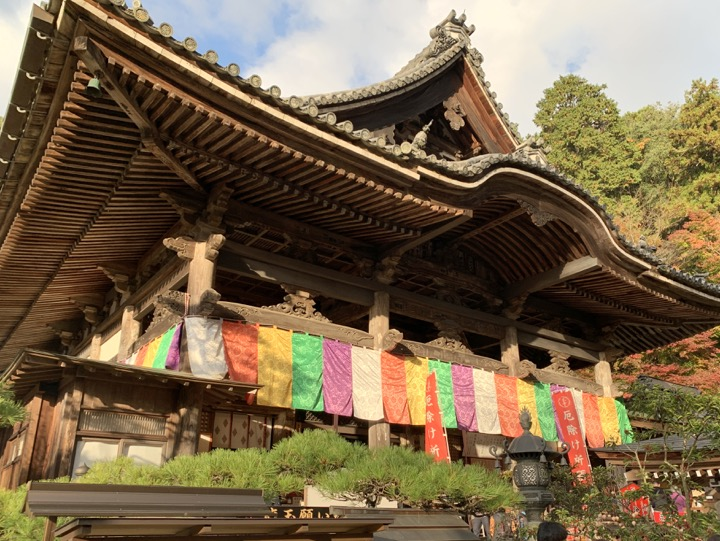 岡寺 本堂