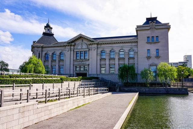 公立中高一貫校 新潟市歴史博物館